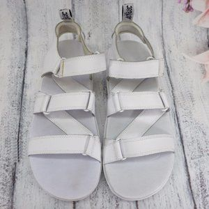 Dr. Martens Redfin Strappy Leather Sandals US 9